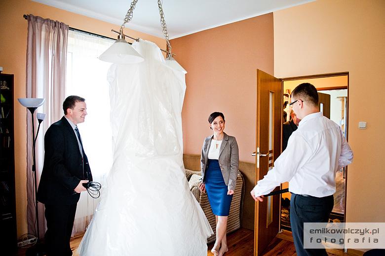Fotograf na wesele w Siedlcach