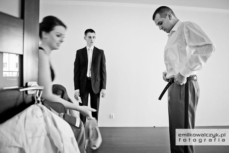 Ślub w Pałacu w Łochowie