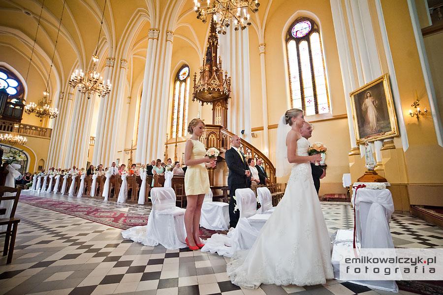 Fotografia na ślub Warszawa